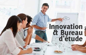 Innovation & bureau d'�tudes
